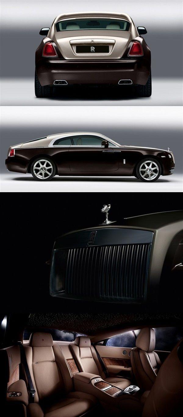 Rolls-Royce Wraith- para que se enteren estuve al lado de un  Rols Royce y nada menos que en Haiti.