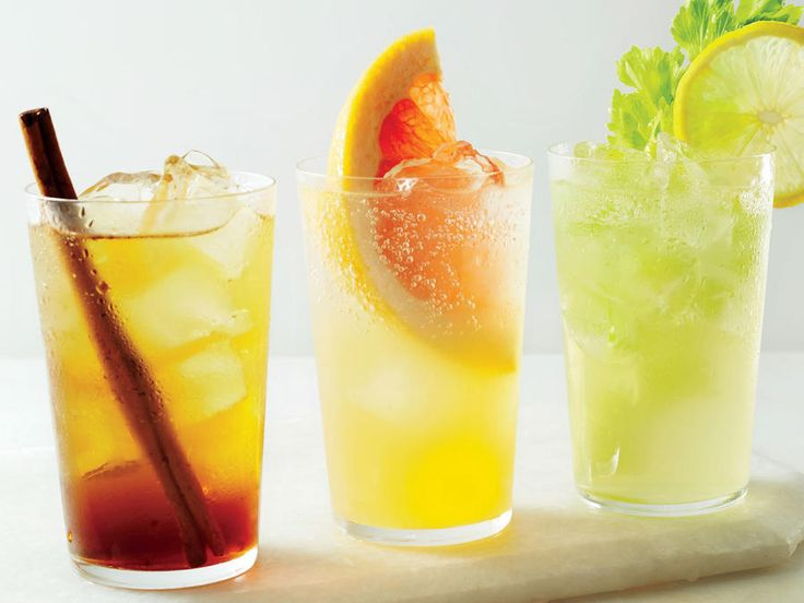 Grapefruit soda - cooking light