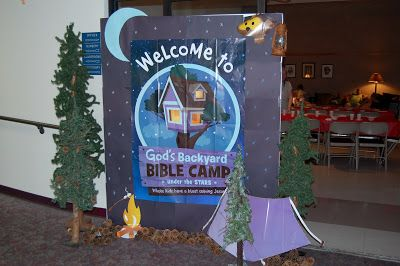 This Wonderful Chaos: God's Backyard Bible Camp