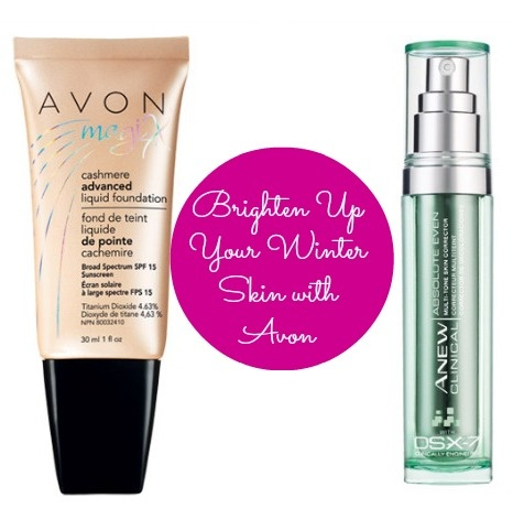 Avon clinical 2 step facial peel Giveaway