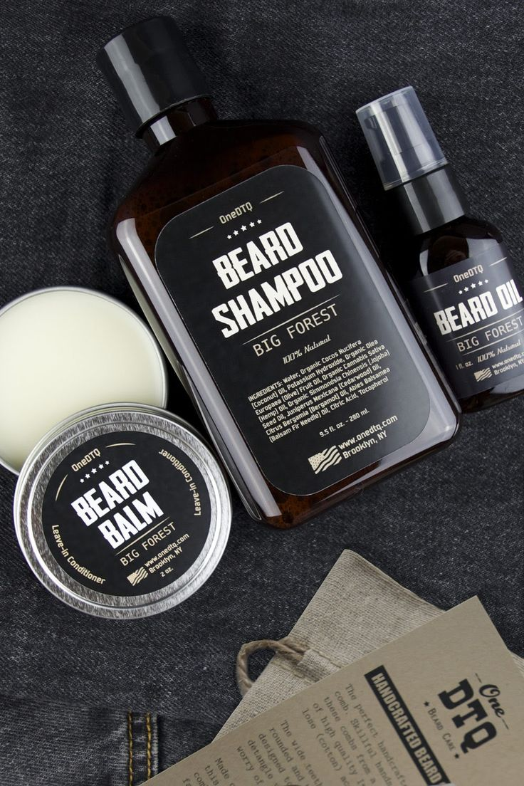 If you like the piney smell of early morning in a big forest then just breathe deep when you lather up with Big Forest Beard Shampoo. This %100 natural, liquid beard shampoo is fast pouring (no fillers or gums that clog follicles) and goes a long way. Big Forest Beard Oil and Beard Balm are likewise infused with essential oils that will take you out to the woods. Visit us anytime to learn more about our Big Forest Beard Care products.