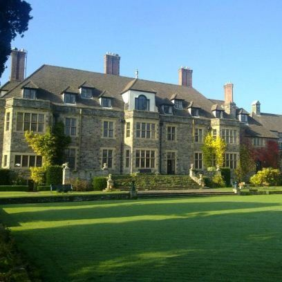Llangoed Hall Wedding Venue Is A Truly Unique Country House Hotel Situated In The Stunning Wye Valley Wales Available For