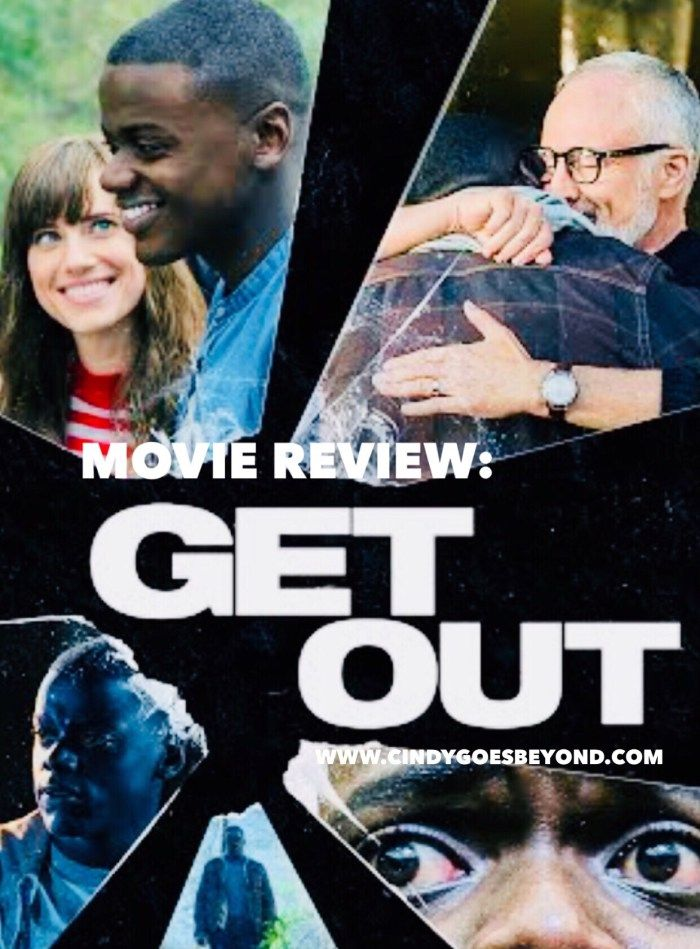 Movie Review: Get Out – Cindy Goes Beyond