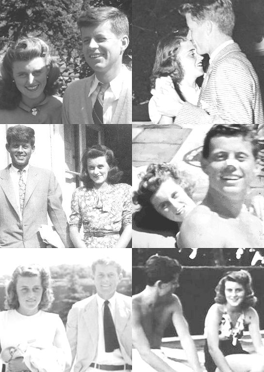 Mrs~~Kathleen Agnes Cavendish, Marchioness of Hartington (née Kennedy; February 20, 1920 – May 13, 1948) with her brother Mr  John Fitzgerald Kennedy (May 29, 1917 – November 22, 1963)         .♥❃❋✽✾❀❃ ♥  http://en.wikipedia.org/wiki/John_F._Kennedy    http://en.wikipedia.org/wiki/Kathleen_Cavendish,_Marchioness_of_Hartington