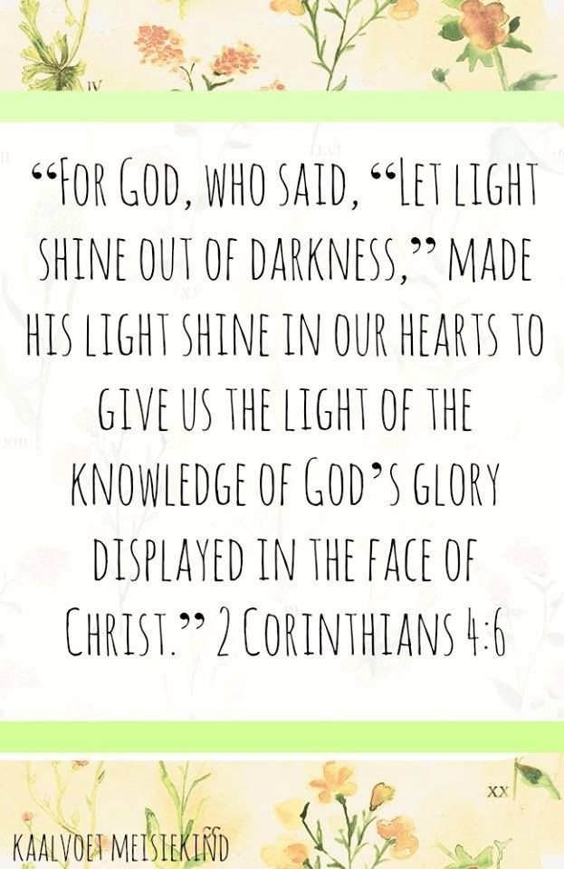 Be the light<3