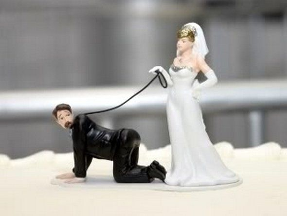 Funny Pictures of Wedding Cake