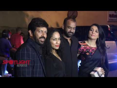 Kabir Khan and Mini Mathur At Shrishti Behl's Get Together Party 2016