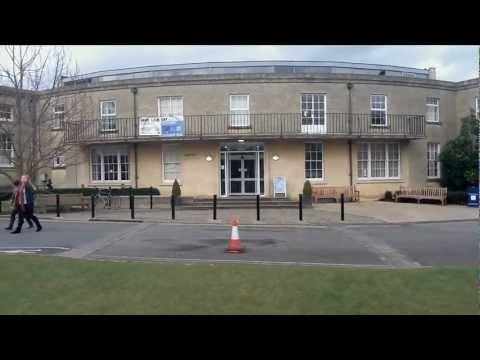Newton Park Library Tour Bath Spa University