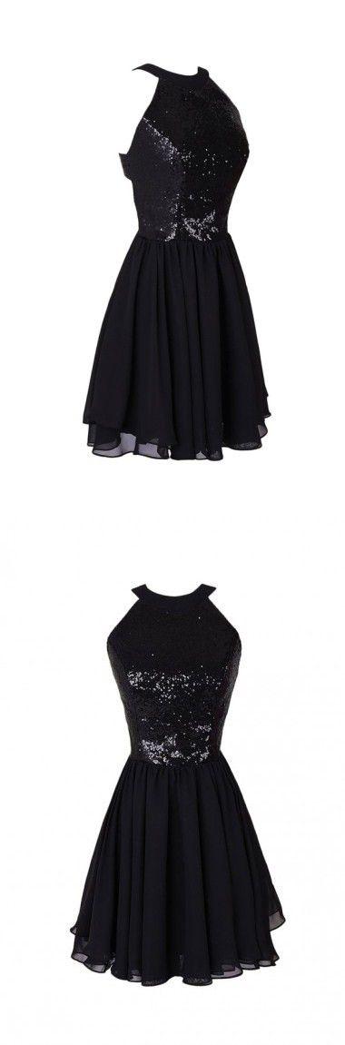 2016 homecoming dress,black homecoming dress,short homecoming dress,unique homecoming dress