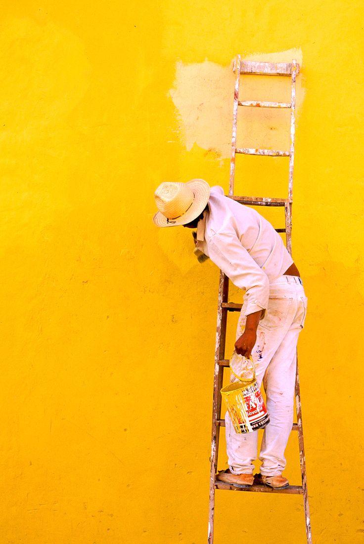 Izamal, Yucatan, México