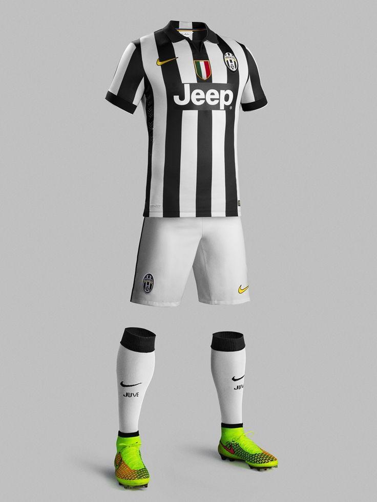 Juventus 2014-15 Nike Home