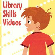 Library Skills Videos-free downloads Use this LINK: http://www.capstonepub.com/library/tools/library-skills-downloadables/