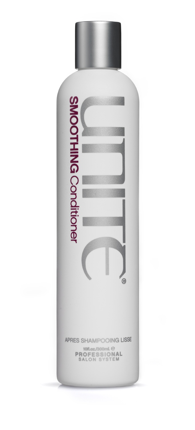 SMOOTHING Conditioner  Transform and manage even the most disobedient and rebellious hair. Style easily and smoothly in a way you've never experienced before. Take back control and enjoy the new you!  • For thick, over-processed, chemically straightened hair • Smoothes, defrizzes and adds shine  • Color-Safe (Locks in Color)   • Paraben-Free  • Sodium Chloride Free (Safe with Straightening Systems)   • Contains Moringa Seed Extract   • Contains Botanisil (Locks in Color & Reduces Blow Dry…
