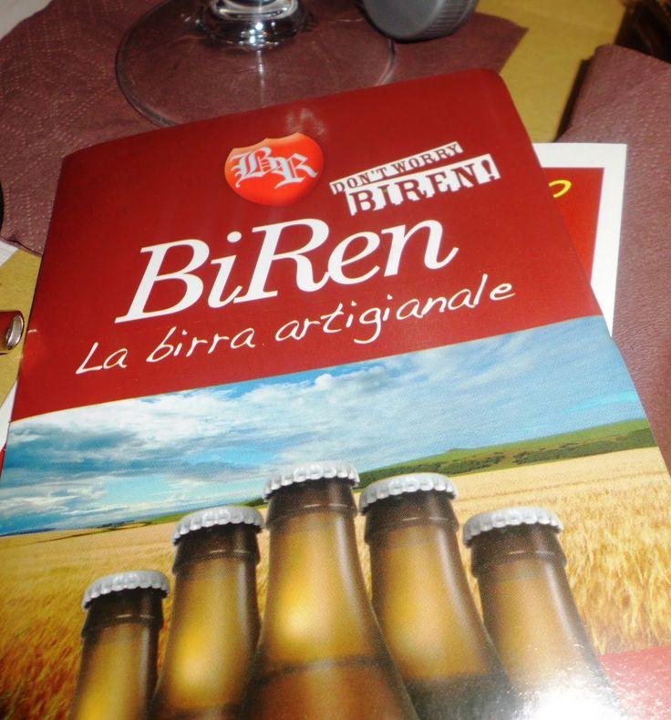 Cooking with Julia: Birrificio artigianale BiRen