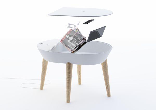 Plug on Furniture Served