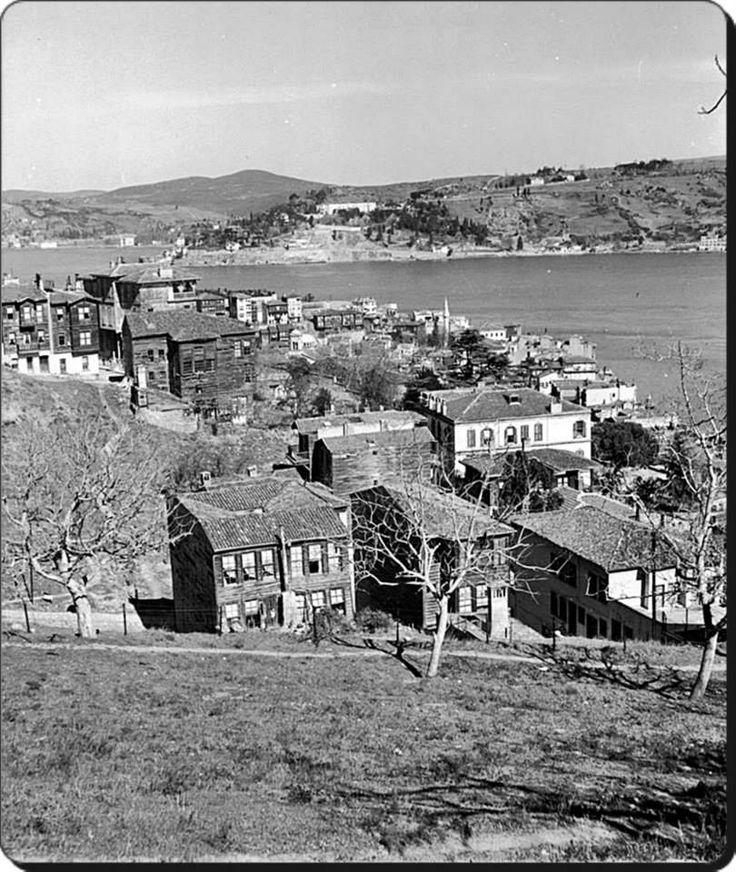 Arnavutköy - 1937 Fotoğraf : Nicholas V. Artamonoff