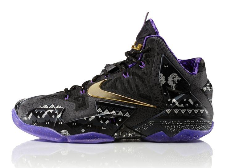 Nike LeBron 11 \u201cBHM\u201d \u2013 Release Date www.equniu.com/2014. Nike SneakersNike  ...