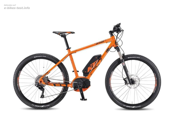 KTM Ebike Macina Action 29 CX5+