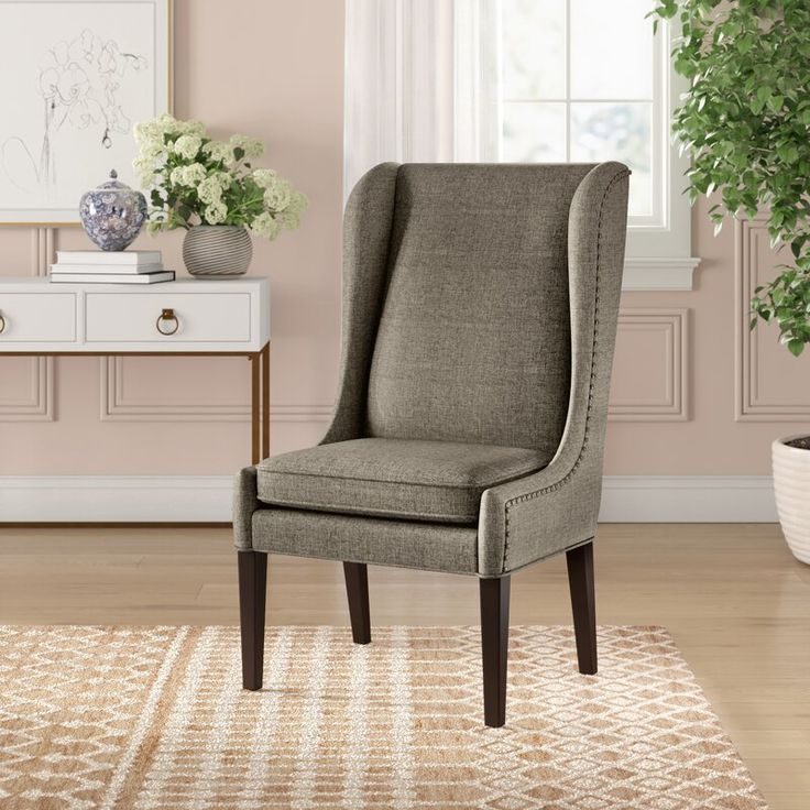 Andover Wingback Chair in 2020 Wingback chair