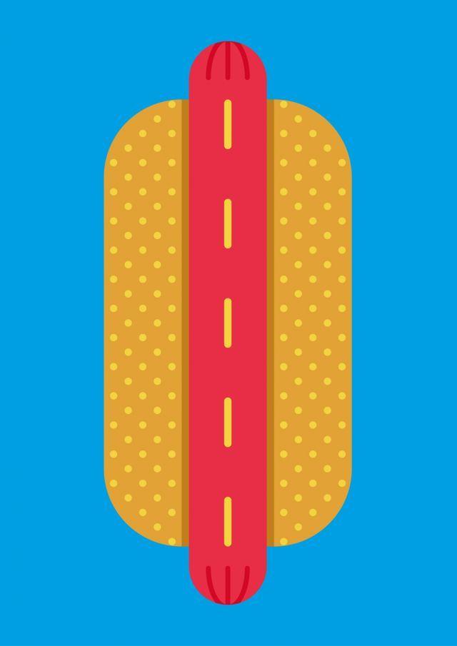 Re:porter Magazine - Drive Through Hotdogs | Pâté | makersmgmt.com