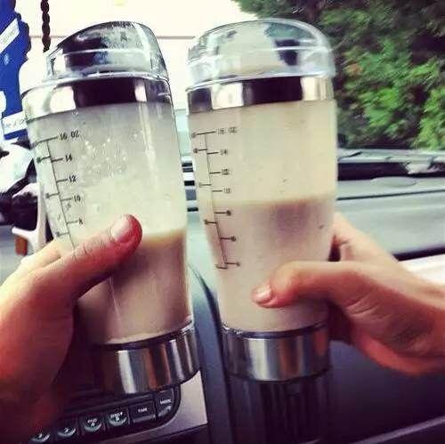 康寶萊奶昔蛋白粉電動攪拌專用杯