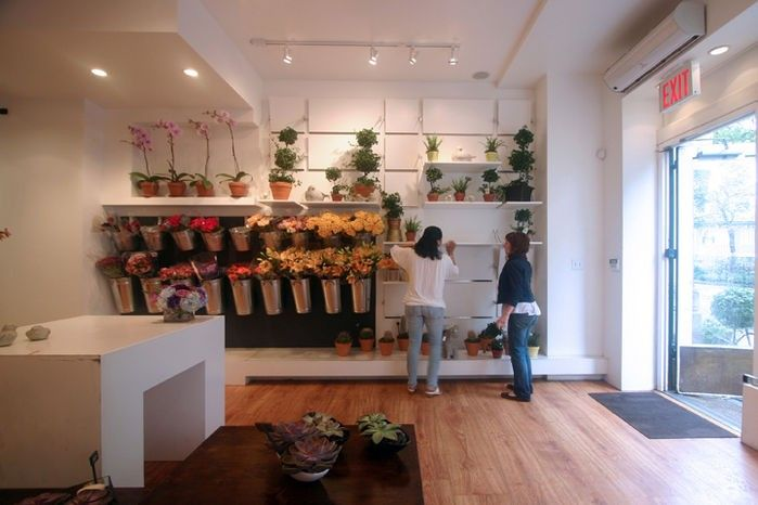florist shop design | uoa morph 06 ny florist flower shop new york city the design of the ...