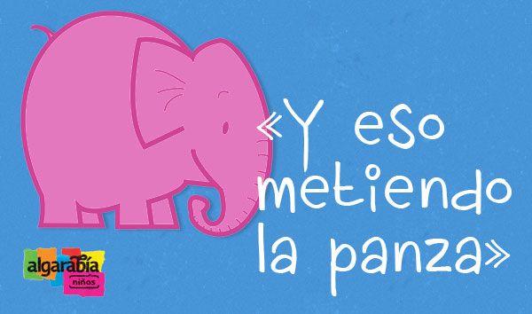 Los elefantes  http://algarabianinos.com/explora/los-elefantes/