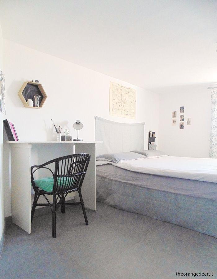 17 migliori immagini su Piccoli spazi: la camera da letto ...