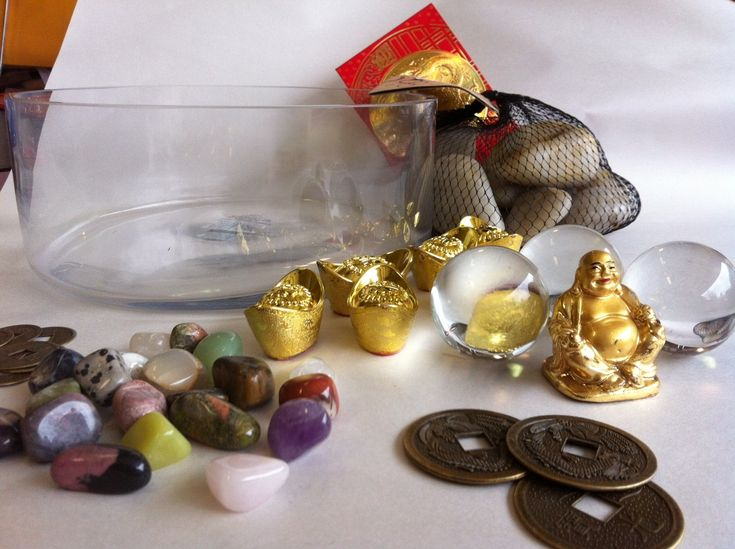 Feng Shui Wealth Bowl