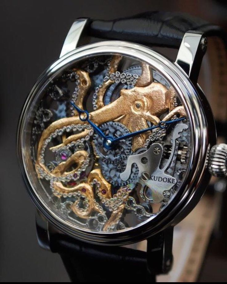awesome watch need about 18k to get it though steampunk mens