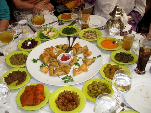 marokkaanse hapjes