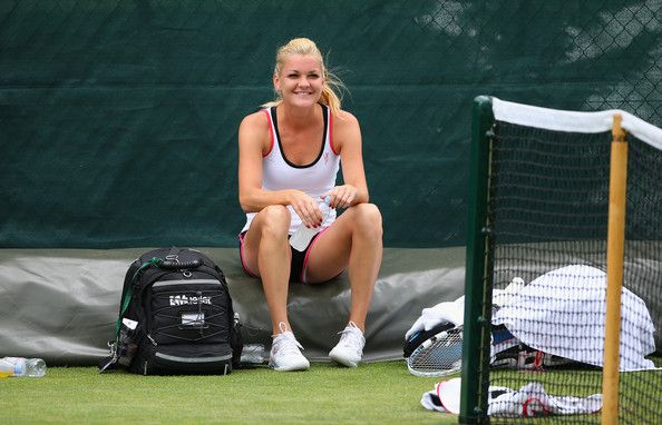 Agnieszka Radwanska - The Championships - Wimbledon 2013: Previews