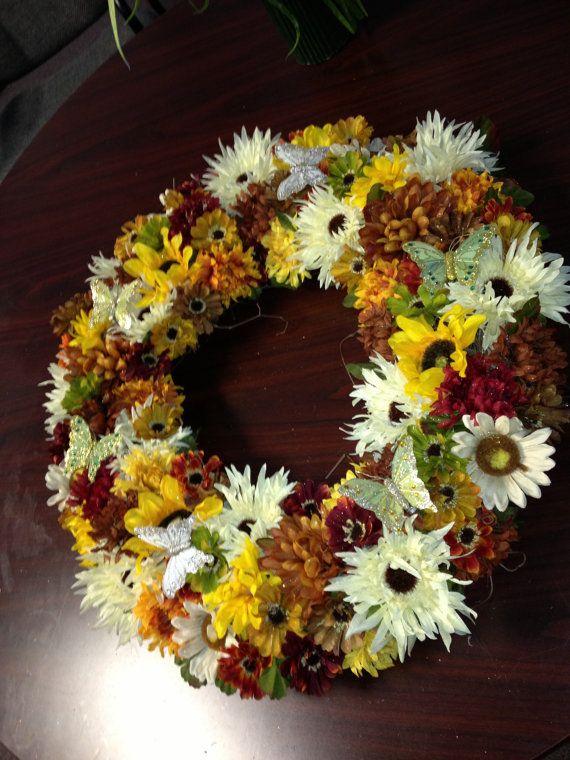 Fall/Autumn Wreath