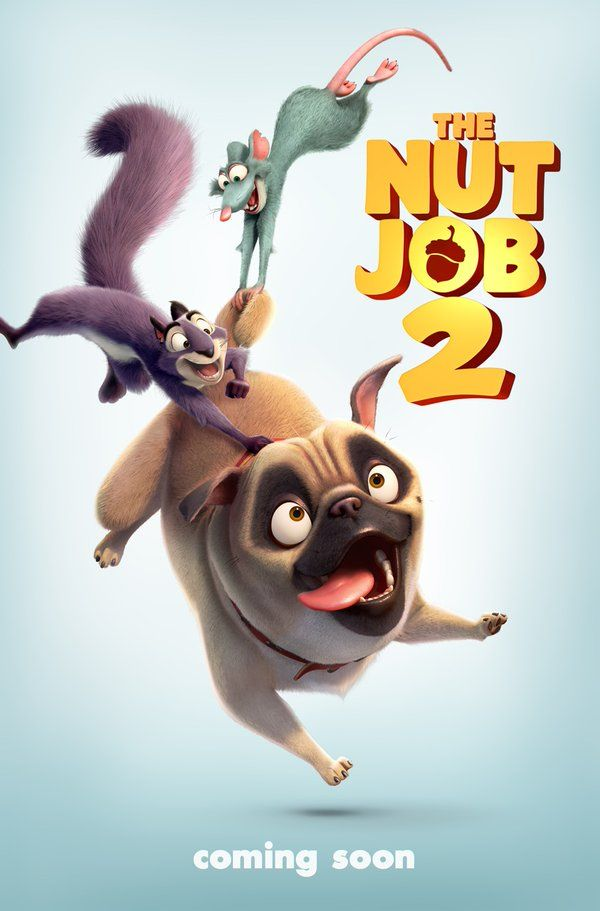 will arnett tom kenny and maya rudolph in the nut job nutty by nature