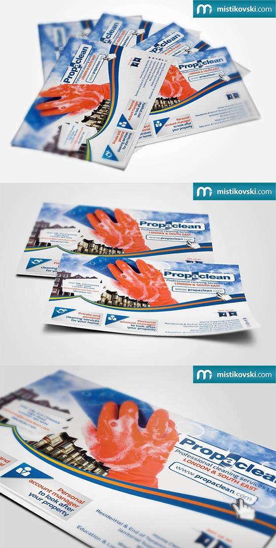 Propaclean   Flyer   www.mistikovski.com