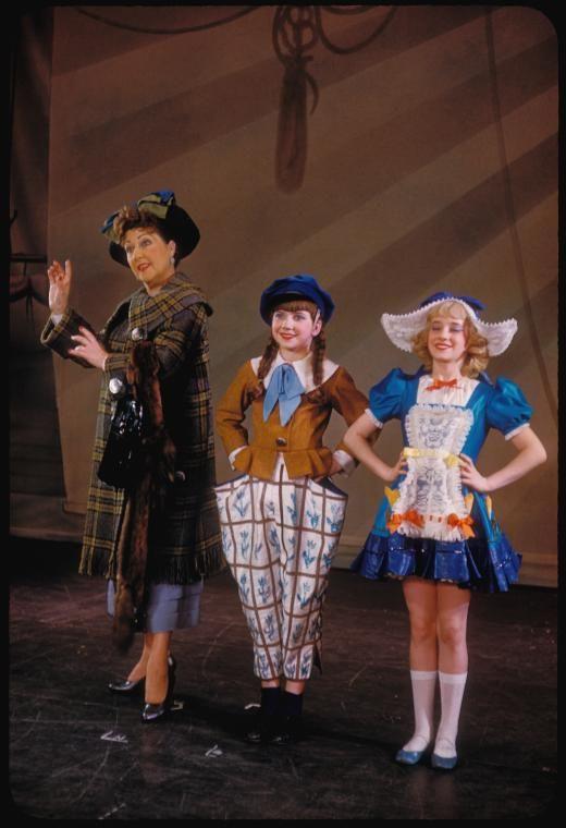 Gypsy - Original broadway cast