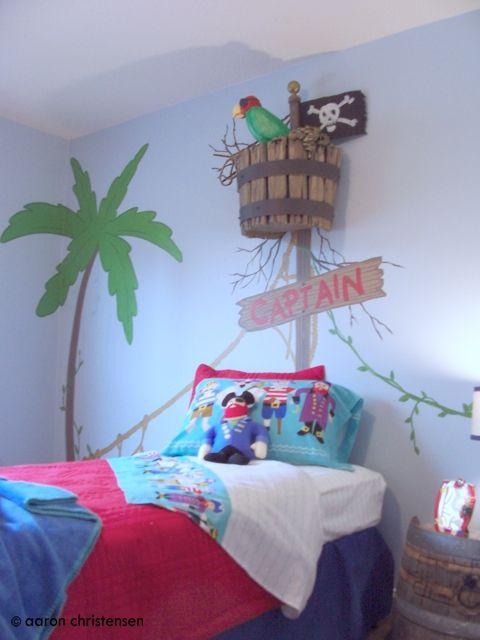 pirate decor for kids