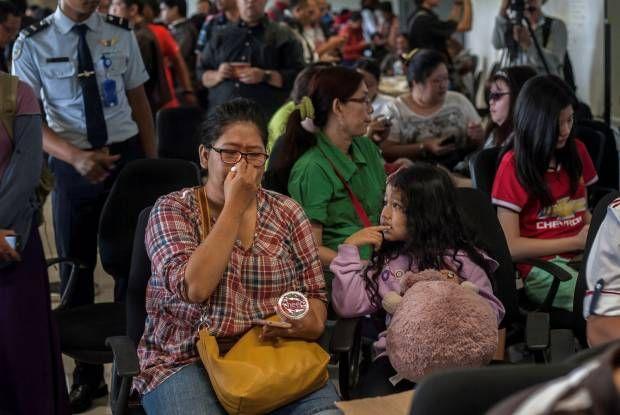 Pesawat AirAsia Hilang Kontak
