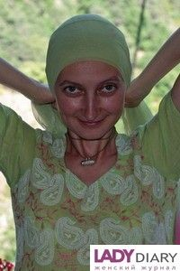 ?Как красиво завязать платок на голове? — Женский интернет журнал