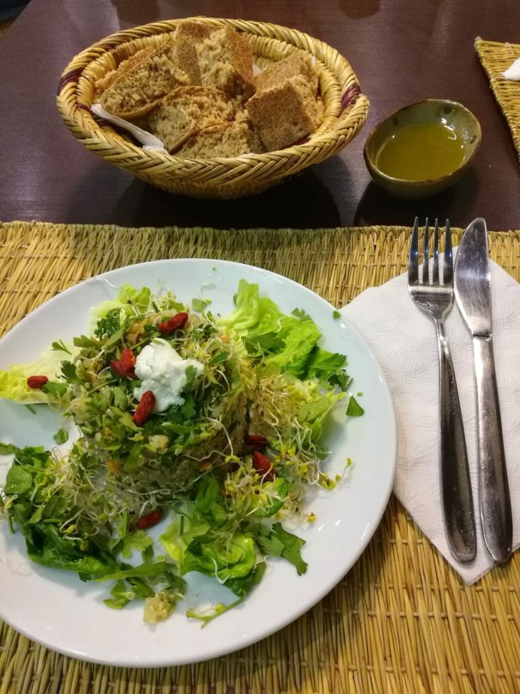 Moroccan Food With A Vege Twist & More | Ayaso Concept Store, Marrakech