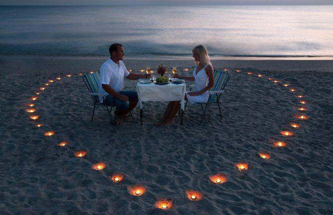 Fotoğraflarla dünyanın en romantik seyahat yerleri