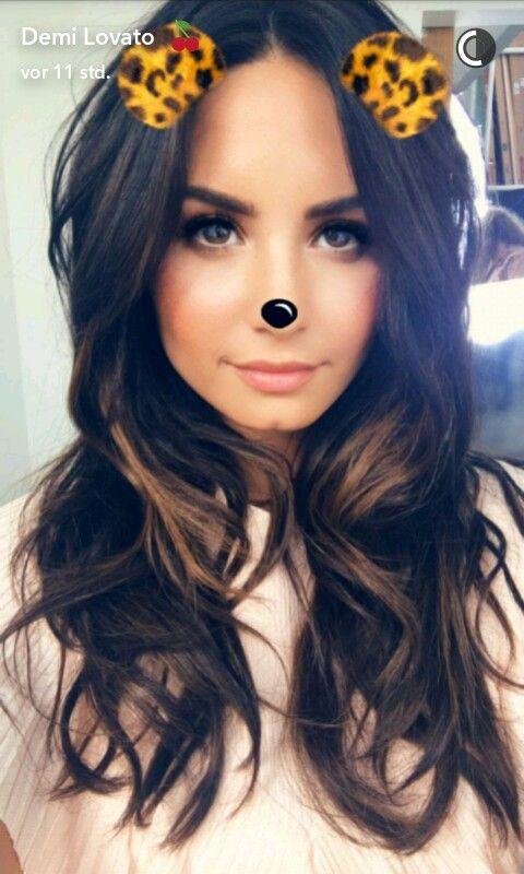 Demi Lovato (Snapchat)