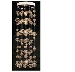 reception chandelier