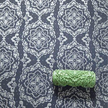 die besten 17 ideen zu damast tapete auf pinterest graue tapete und wohnzimmer tapete. Black Bedroom Furniture Sets. Home Design Ideas