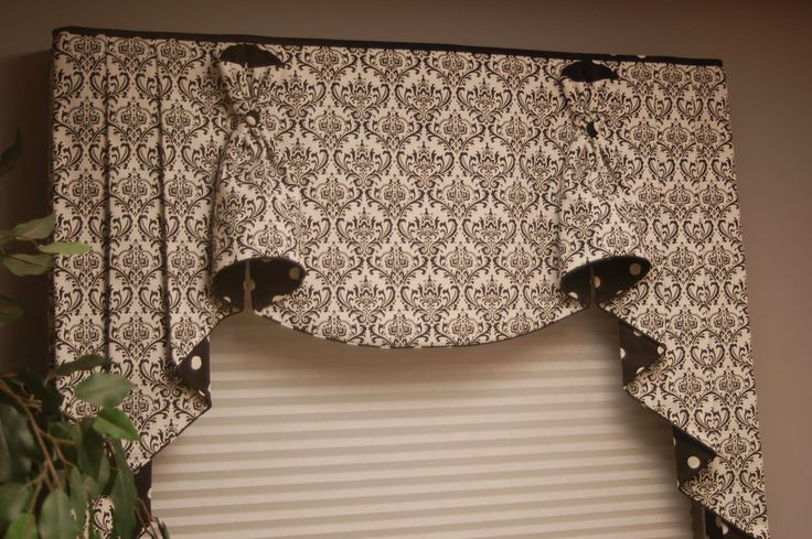 Hidden Rod Pocket Valance