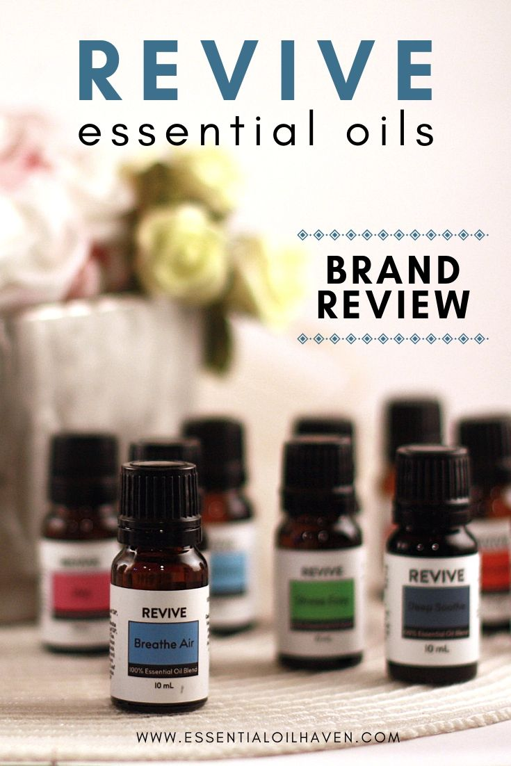 REVIVE Essential Oils Brand Review | Eat  Sleep  Oil  Repeat