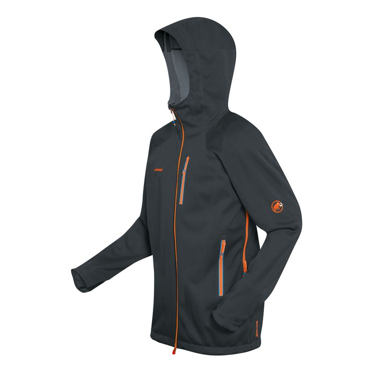 Ultimate Nordpfeiler Jacket Men (1010-15990), Pánská outdoor bunda Mammut | Hudy.cz