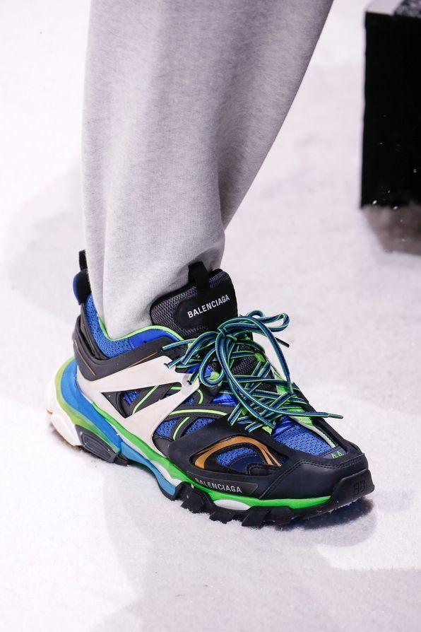 13 on trend sneakers seen at Fashion Week | Sneakers paris