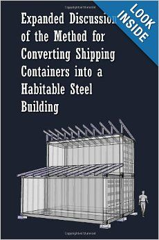 17 best ideas about converted shipping containers on for Turning a metal building into a home