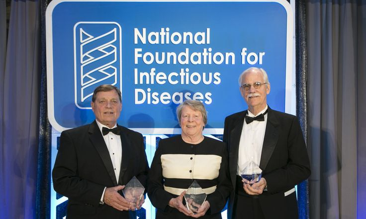 The infectious disease community recently celebrated three heroes at the 2016 NFID Awards Dinner, also known as the 'Oscars' of Infectious Diseases. Past awardee Anthony S. Fauci, MD, p…